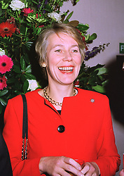 MRS VIRGINIA BOTTOMLEY MP at a dinner in London on 16th January 1998.<br /> MEP 26