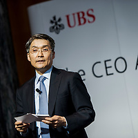 UBS CEO Awards Asia Pacific 2014 dinner