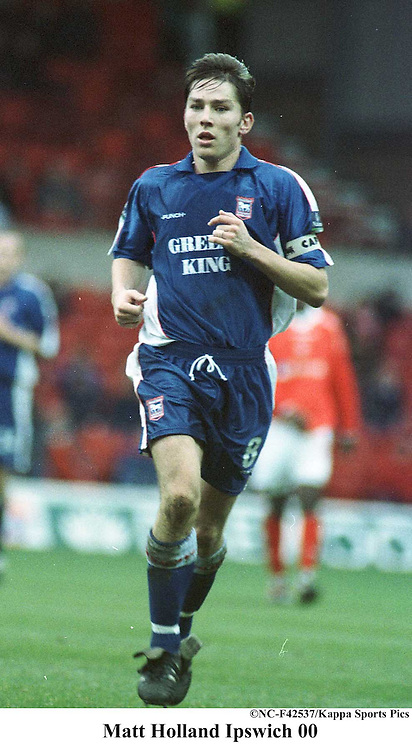 Matt Holland, Ipswich Town, 2000