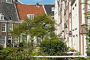 Begijnhof, Amsterdam, Holland, Niederlande  Kein Propertyrelease, no property release