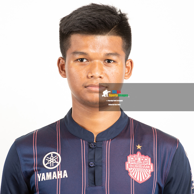 THAILAND - JUNE 26: Sakdinon Bunlua #72 of Buriram United on June 26, 2019.<br /> .<br /> .<br /> .<br /> (Photo by: Naratip Golf Srisupab/SEALs Sports Images/MB Media Solutions)