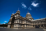 Royal Exhibition Building, Melbourne, Australia - the first building in Australia to achieve UNESCO World Heritage status.