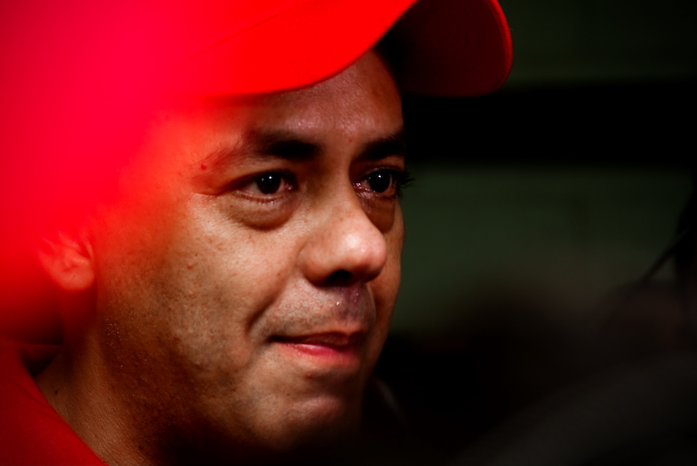 VENEZUELAN POLITICS / POLITICA EN VENEZUELA<br /> Jorge Rodriguez - Mayor of the Libertador Municipality / Jorge Rodriguez - Alcalde del Municipio Libertador<br /> Caracas - Venezuela 2008<br /> (Copyright © Aaron Sosa)