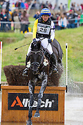Malin Petersen, (SWE), Sofarsogood - Eventing Cross Country test- Alltech FEI World Equestrian Games™ 2014 - Normandy, France.<br /> © Hippo Foto Team - Leanjo de Koster<br /> 30/08/14