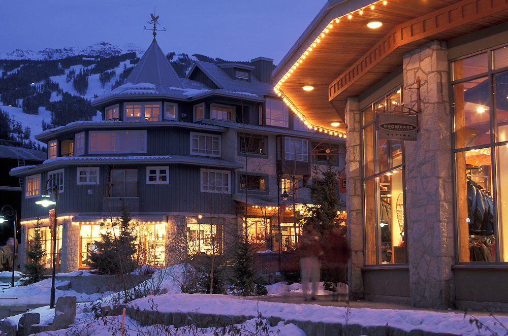 Whistler Village, British Columbia, Canada
