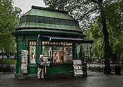 Freia Kiosk Karl Johan