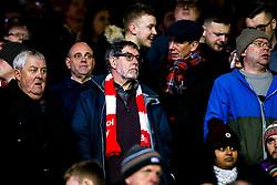 Bristol City fans - Mandatory by-line: Robbie Stephenson/JMP - 24/11/2018 - FOOTBALL - Elland Road - Leeds, England - Leeds United v Bristol City - Sky Bet Championship