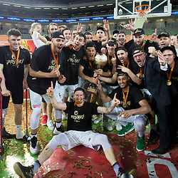20180529: SLO, Basketball - Liga Nova KBM 2017/18, Finals,  KK Petrol Olimpija vs KK Krka