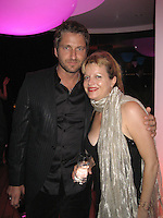 Jerry & Heidi Jo Markel CEO of Ecclectic Pictures.Vanity Fair Party at Hotel Du Cap .2007 Cannes Film Festival .Cap D' Antibes, France .Saturday, May 19, 2007.Photo By Celebrityvibe; .To license this image please call (212) 410 5354 ; or.Email: celebrityvibe@gmail.com ;