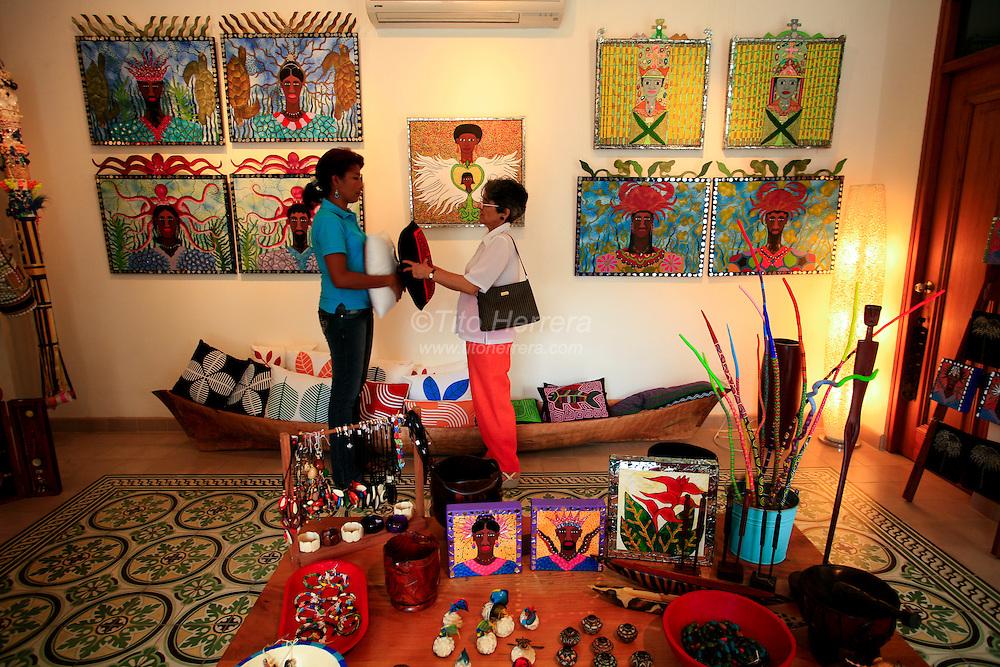Karavan Gallery, Casco Viejo, Panama City, Panama