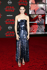'Star Wars: The Last Jedi' World Premiere - Red Carpet 12-09-2017