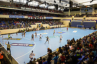 Illustration salle - 04.03.2015 - Issy Paris / Le Havre - 16eme journee de D1<br /> Photo : Andre Ferreira / Icon Sport