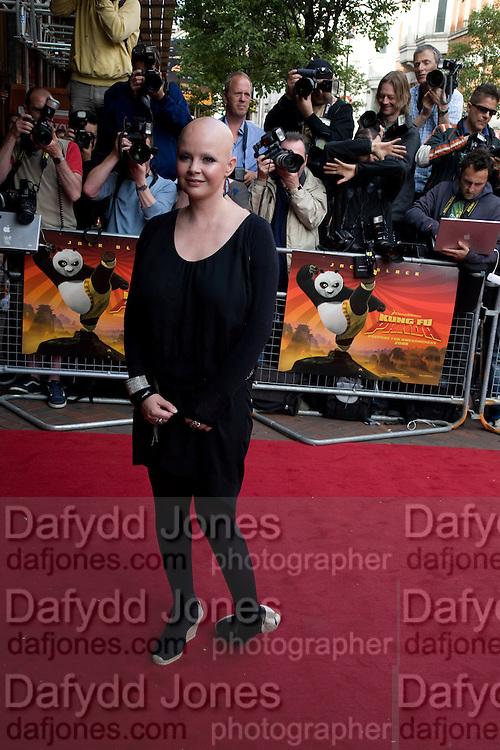GAIL PORTER,  Film premiere of Kung Fu Panda. Vue West End. Leicester Sq. London. 26 June 2008.  *** Local Caption *** -DO NOT ARCHIVE-© Copyright Photograph by Dafydd Jones. 248 Clapham Rd. London SW9 0PZ. Tel 0207 820 0771. www.dafjones.com.