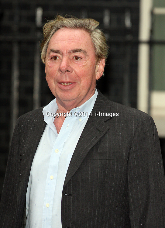 Image ©Licensed to i-Images Picture Agency. 30/06/2014. London, United Kingdom. LORD ANDREW LLOYD WEBBER attends a reception for the Best of Britain's Creative Industries at The Foreign Office. Picture by  i-Images