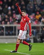 Fussball 1. Bundesliga Saison 2016/2017, FC Bayern Muenchen - RB Leipzig
