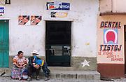 Totonicapàn: San Andrés Xequl.