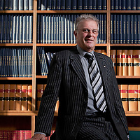 Jamie Millar, (Past) President of The Law Society of Scotland