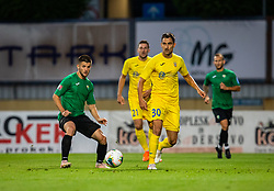 30# Ilic Branko from NK Domzale during the match of 1. round of 1. Slovenian National Football League between: NK Domzale and NK Rudar Velenje on July 14, 2019 in Domzale, Slovenia. Photo by Urban Meglic / Sportida