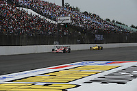 Scott Dixon, Dario Franchitti, Bridgestone Indy 300 Japan, Motegi, Japan