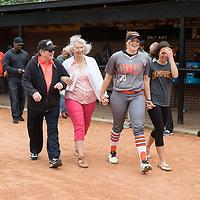 Softball vs Charleston Southern Senior Day G1