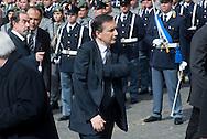 2013/03/23 Roma, funerali del Capo della Polizia. Nella foto Luigi Gubitosi.<br /> Rome, Chief of Police funerals. In the picture Luigi Gubitosi - &copy; PIERPAOLO SCAVUZZO