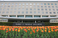The United States Department of State at the Harry S Truman Building in Washington, DC on Monday, April 15, 2013.