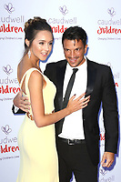 Peter Andre, Emily MacDonagh, The Caudwell Children Butterfly Ball, Grosvenor House, London UK, 25 May 2017, Photo by Richard Goldschmidt