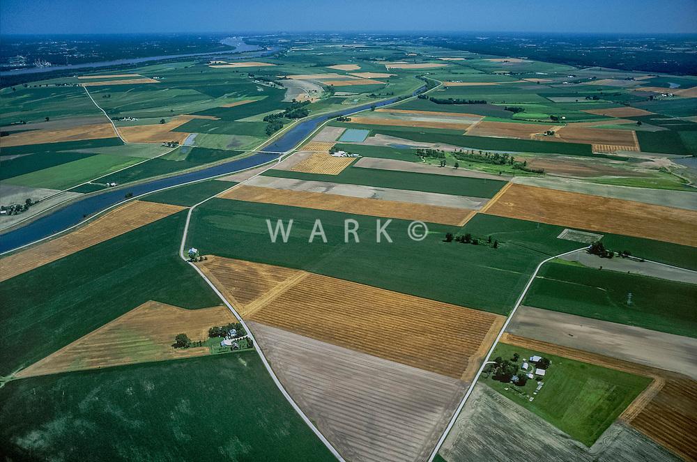 Prairie Durocher, Illinois, IL  United States<br /> 6/15/2001