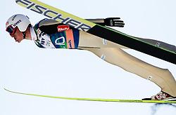 16.03.2012, Planica, Kranjska Gora, SLO, FIS Ski Sprung Weltcup, Einzel Skifliegen, im Bild Andreas Stjernen (NOR),  during the FIS Skijumping Worldcup Individual Flying Hill, at Planica, Kranjska Gora, Slovenia on 2012/03/16. EXPA © 2012, PhotoCredit: EXPA/ Oskar Hoeher
