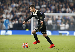 April 30, 2019 - London, England, United Kingdom - Nicolas Tagliafico of Ajax.during UEFA Championship League Semi- Final 1st Leg between Tottenham Hotspur  and Ajax at Tottenham Hotspur Stadium , London, UK on 30 Apr 2019. (Credit Image: © Action Foto Sport/NurPhoto via ZUMA Press)