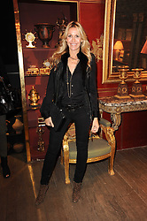 MELISSA ODABASH at an exclusive viewing of Martyn Lawrence Bullard's furniture at Guinevere Antiques, 578 King's Road, London on 27th September 2010.