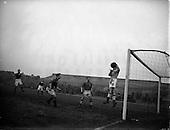 1953 - Soccer: Bohemians F.C. v Limerick at Dalymount Park