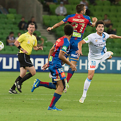 Melbourne City v Newcastle Jets | Hyundai A-League | 14 March 2015