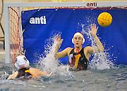 NCAA Women's Water Polo - VMI Pre-Season Practice