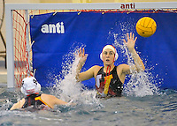 NCAA Women's Water Polo - VMI Pre-Season Practice