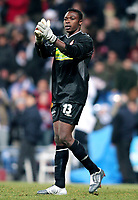 Fotball<br /> Spania 2004/05<br /> Espanyol<br /> Carlos Idriss KAMENI<br /> Foto: Digitalsport<br /> NORWAY ONLY