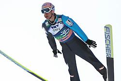 16.03.2012, Planica, Kranjska Gora, SLO, FIS Ski Sprung Weltcup, Einzel Skifliegen, im Bild Martin Koch (AUT), during the FIS Skijumping Worldcup Individual Flying Hill, at Planica, Kranjska Gora, Slovenia on 2012/03/16. EXPA © 2012, PhotoCredit: EXPA/ Oskar Hoeher.