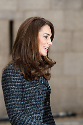 The Duchess of Cambridge (Catherine, Kate Middleton) attends The Royal Foundation's 'Mental Health in Education' conference. 13 Feb 2019 Pictured: The Duchess of Cambridge (Catherine, Kate Middleton). Photo credit: MEGA TheMegaAgency.com +1 888 505 6342