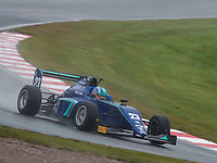 #23 Billy MONGER (GBR) Carlin  during British F3 Championship as part of the British GT and BRDC British F3 Championship at Oulton Park, Little Budworth, Cheshire, United Kingdom. April 02 2018. World Copyright Peter Taylor/PSP.