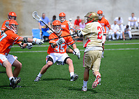NCAA Men's Lacrosse: Mercer defeats VMI, 16-8