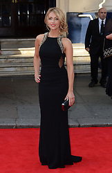 Samia Ghadie arrives for the BAFTA TV Awards at the Theatre Royal, London, United Kingdom. Sunday, 18th May 2014. Picture by Andrew Parsons / i-Images