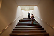documenta12. Fridericianum. The new stairway.