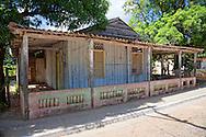 Building in Las Martinas, Pinar del Rio, Cuba.
