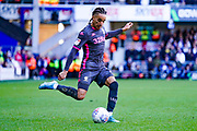 Leeds United forward Helder Costa (17) in action during the EFL Sky Bet Championship match between Queens Park Rangers and Leeds United at the Kiyan Prince Foundation Stadium, London, England on 18 January 2020.