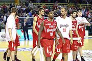 DESCRIZIONE : Varese Lega A 2013-14 Cimberio Varese vs Grissin Bon Reggio Emilia <br /> GIOCATORE : Bell<br /> CATEGORIA : delusione<br /> SQUADRA : Reggio Elmilia<br /> EVENTO : Campionato Lega A 2013-2014<br /> GARA : Cimberio Varese Grissin Bon Reggio Emilia<br /> DATA : 13/10/2013<br /> SPORT : Pallacanestro <br /> AUTORE : Agenzia Ciamillo-Castoria/I.Mancini<br /> Galleria : Lega Basket A 2012-2013  <br /> Fotonotizia : Cimberio Varese  Lega A 2013-14 Cimberio Varese vs Grissin Bon Reggio Emilia<br /> Predefinita :