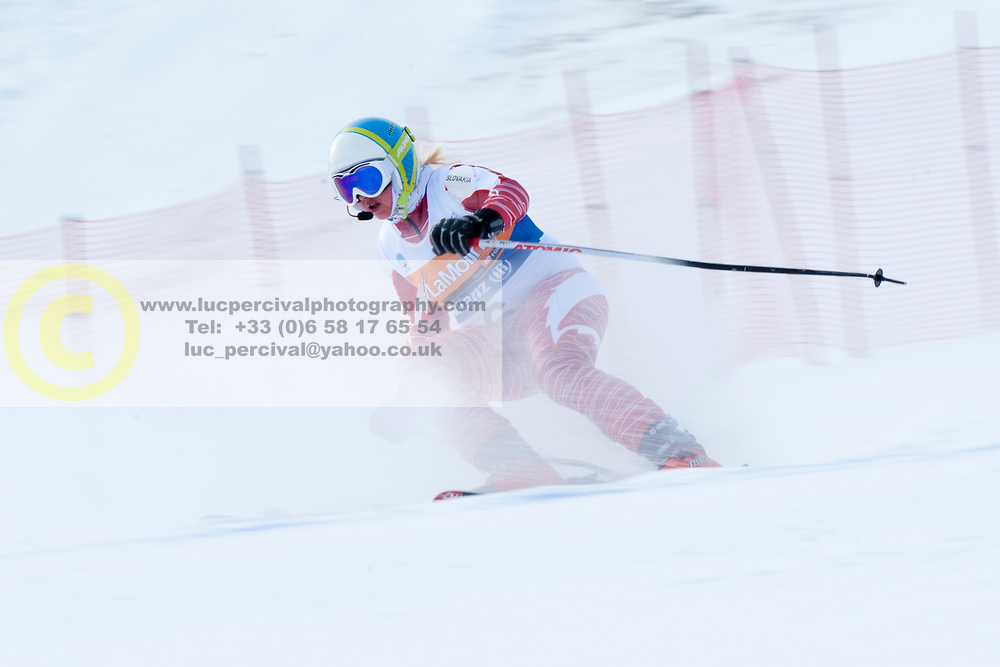KOZICKOVA Petra, SVK, Super Combined, 2013 IPC Alpine Skiing World Championships, La Molina, Spain