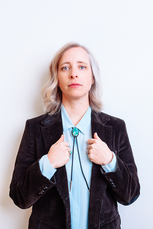 "Laura Veirs portrait for her 2018 album ""The Lookout"". Photo by Jason Quigley."