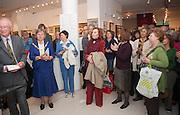 HELEN HANSE; MARK SHIELDS; LINDY DUFFERIN OF AVA, 20/21 British Art Fair. Celebrating its 25 Anniversary. The Royal College of Art . Kensington Gore. London. 12 September 2012.