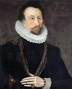 Sir John Hawkins (1532-1595)Admiral Sir John Hawkins (also spelled as John Hawkyns) (Plymouth 1532 – 12 November, 1595) was an English shipbuilder, naval administrator and commander, merchant, navigator, and slave trader.