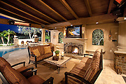 Custom Built Patio Outdoor Living